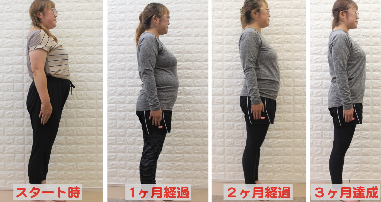 3ヶ月ダイエットプログラム2
