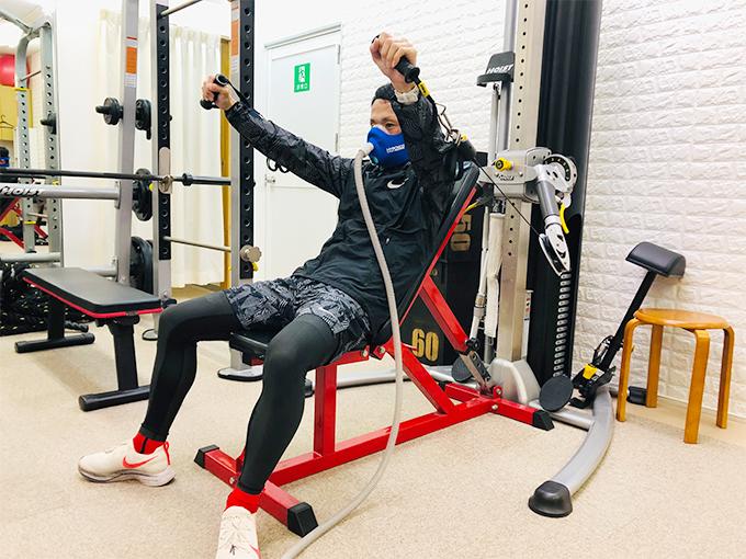 低酸素トレーニングとは