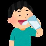 水分摂取について